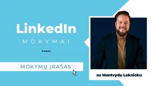 LinkedIn mokymai | marketingomokykla.lt