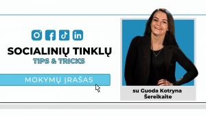soc. tinklų mokymai | marketingomokykla.lt